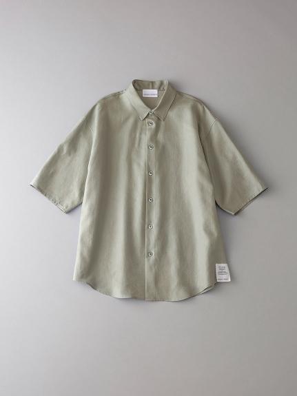 ボタニカル パジャマショートスリーブシャツ【メンズ】(KKI-1)