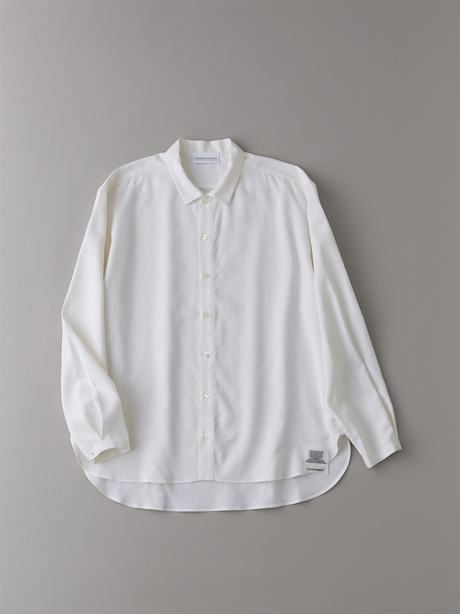 ダブルクロスシャツ【メンズ】