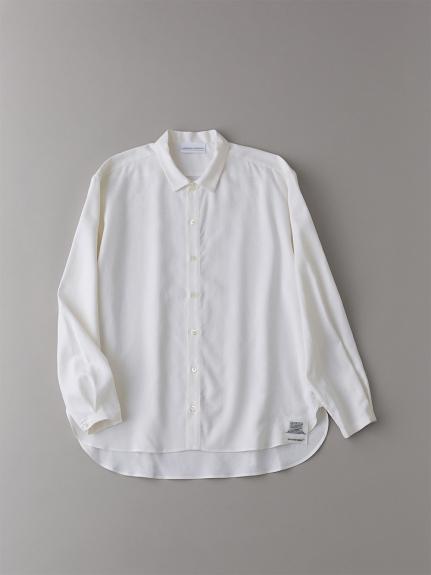 ダブルクロスシャツ【メンズ】(WHT-1)