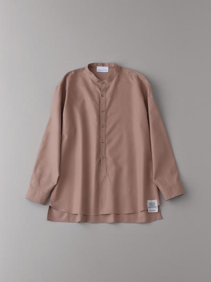 バンドカラーシャツ【メンズ】