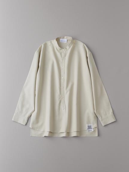 バンドカラーシャツ【メンズ】(IVR-1)
