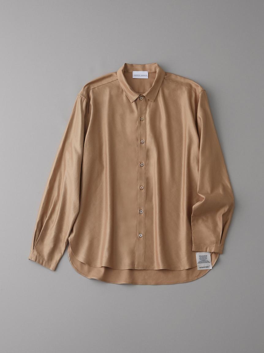 ウォームサテンシャツ【メンズ】(PBEG-1)