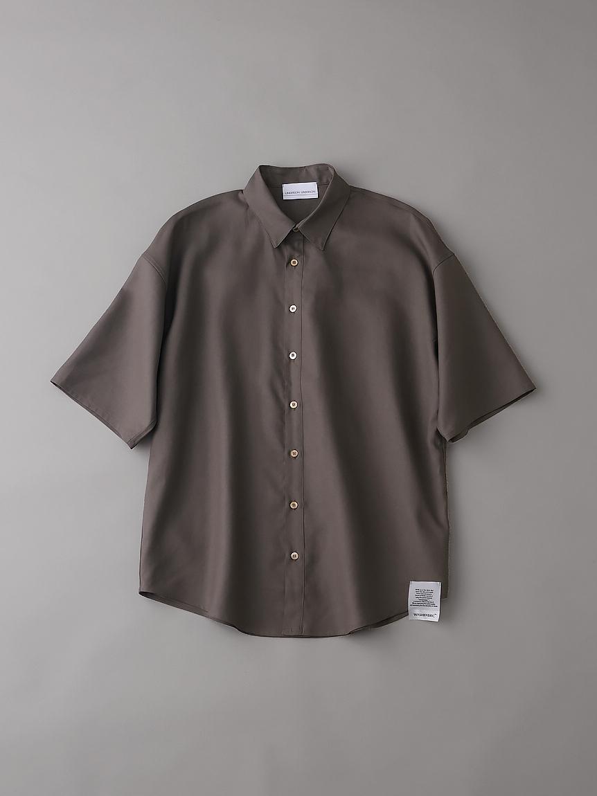 ダブルクロスショートスリーブシャツ【メンズ】