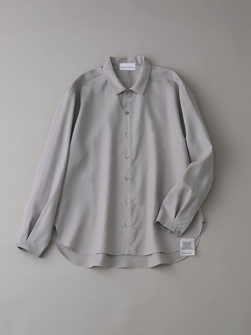 ダブルクロスシャツ【メンズ】(BEG-1)
