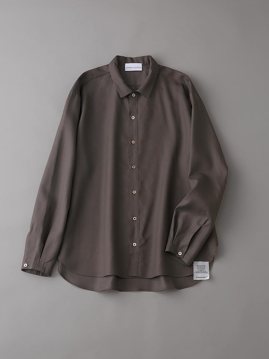ダブルクロスシャツ【メンズ】(MOC-1)