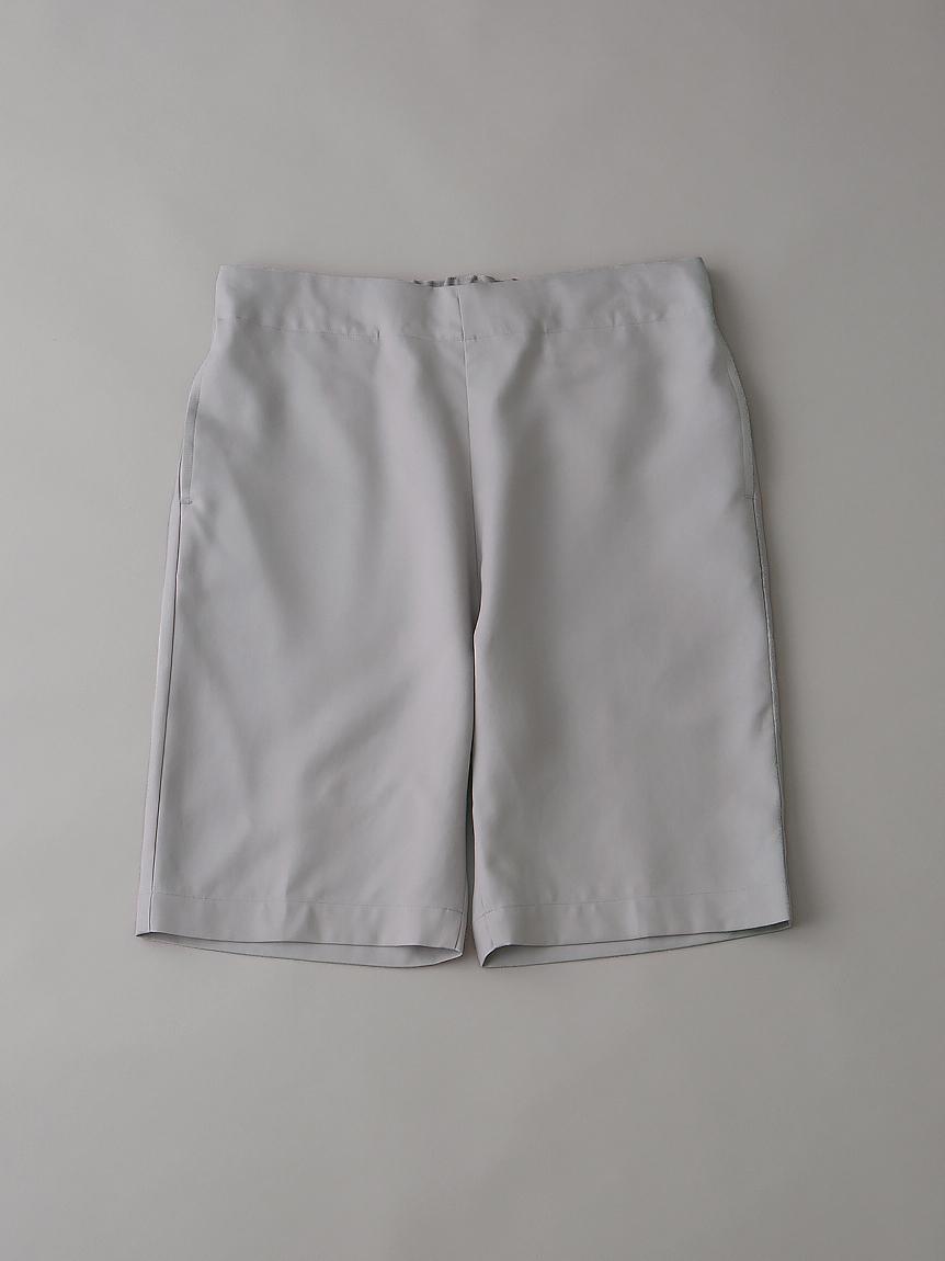 ダブルクロスワイドショートパンツ【メンズ】(BEG-1)