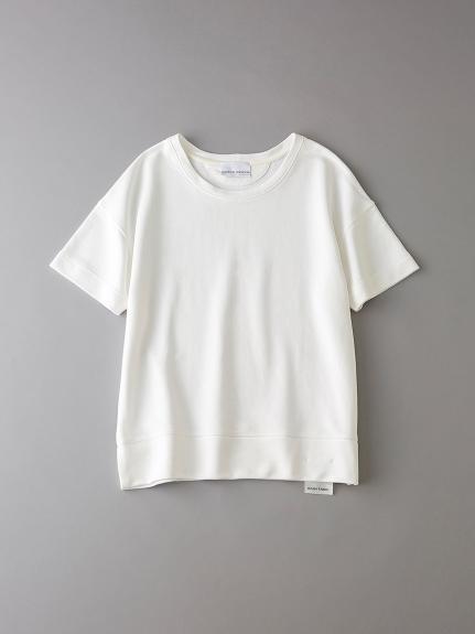 インレイ クルーネックスウェットTシャツ【ウィメンズ】(NATURAL-0)