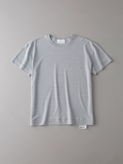 ソフトシームドロップショルダーTシャツ【ウィメンズ】(LGRY-0)