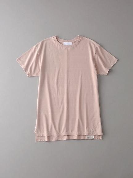 ボタニカル ベーシッククルーネックTシャツ【ウィメンズ】