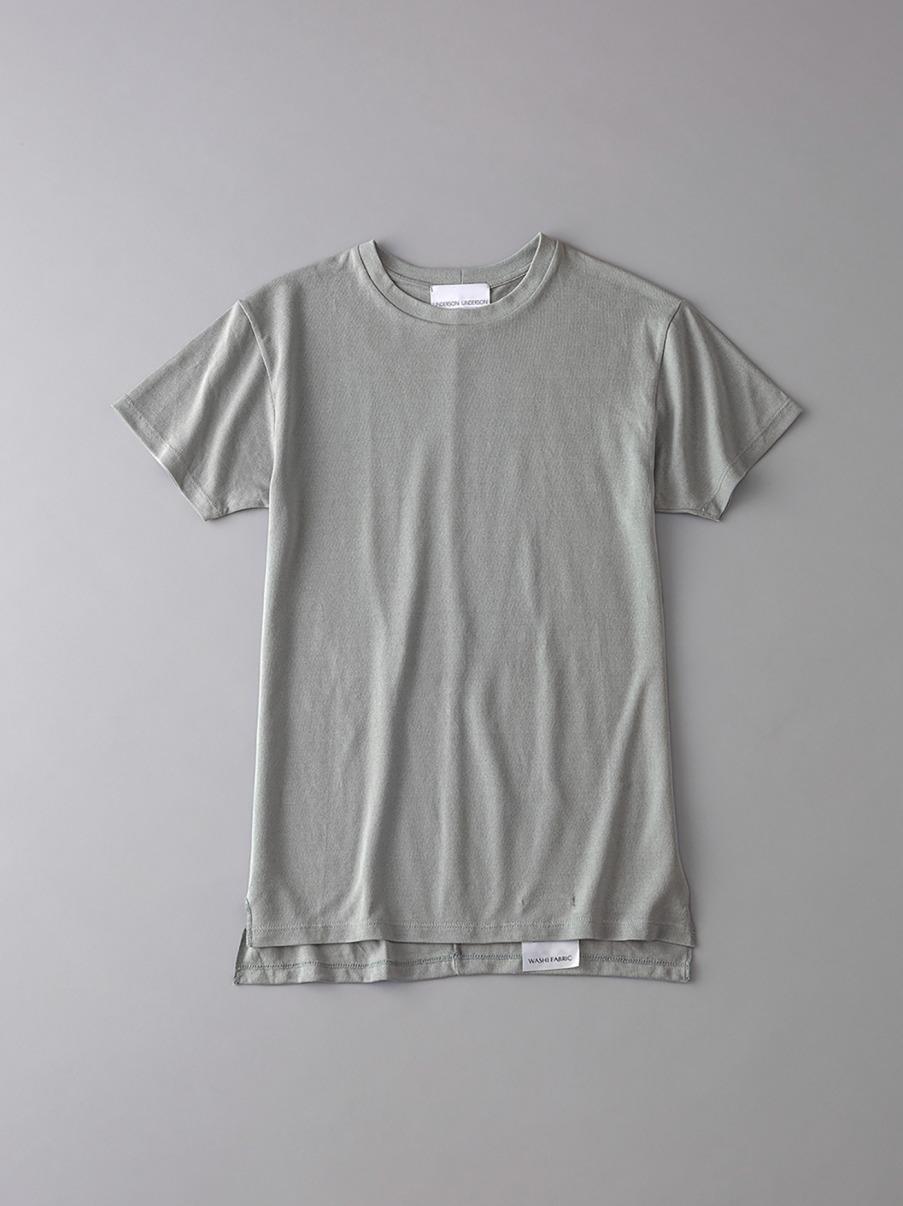ボタニカル ベーシッククルーネックTシャツ【ウィメンズ】(KKI-0)
