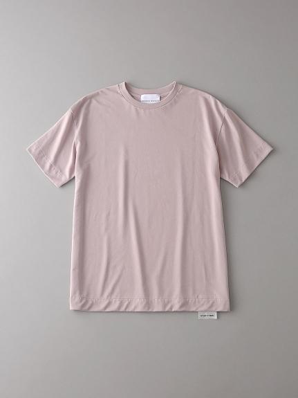 ボタニカル ドロップショルダークルーネックTシャツ【ウィメンズ】(SPNK-0)
