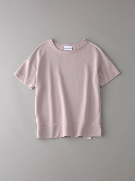 ボタニカル インレイ クルーネックスウェットTシャツ【ウィメンズ】(SPNK-0)