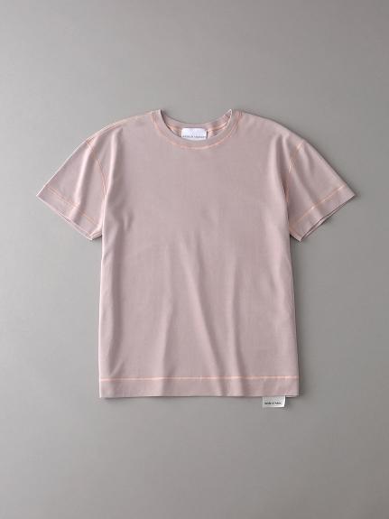 ボタニカル  ソフトシーム ドロップショルダーTシャツ【ウィメンズ】