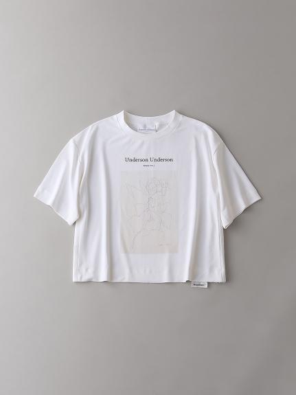 リラックスグラフィックTシャツVol.1【ウィメンズ】(WHT-1)