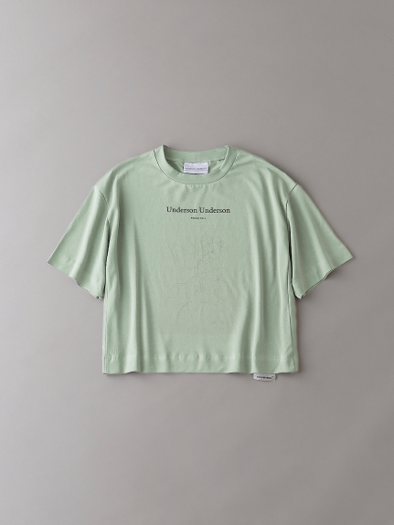 リラックスグラフィックTシャツVol.1【ウィメンズ】(LIME-1)