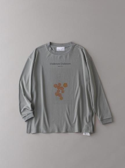 リラックスグラフィックロングスリーブTシャツVol.2【ウィメンズ】