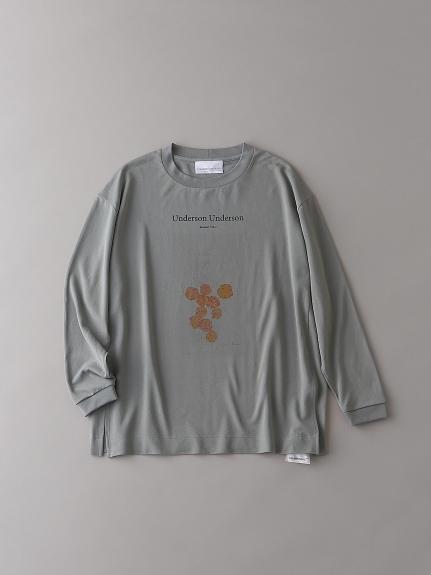 リラックスグラフィックロングスリーブTシャツVol.2【ウィメンズ】(KKI-1)