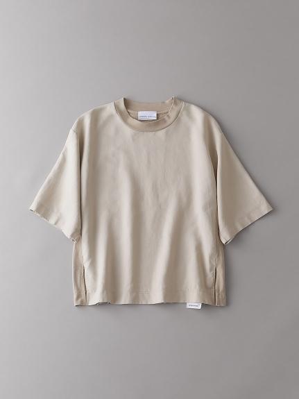 布帛×カットソーTシャツ【ウィメンズ】