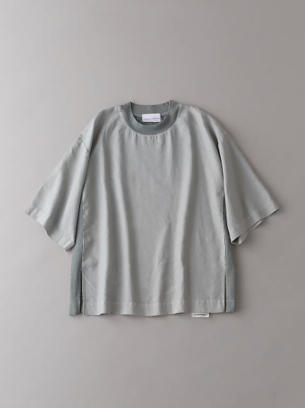 布帛×カットソーTシャツ【ウィメンズ】(KKI-1)