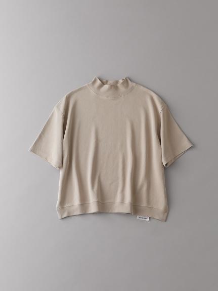 モックネックTシャツ【ウィメンズ】(LBEG-1)