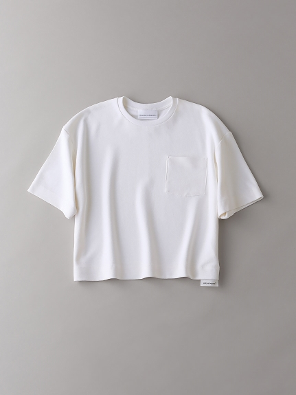 リラックスポケットTシャツ【ウィメンズ】(WHT-1)