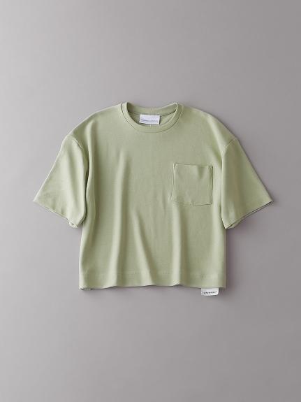 リラックスポケットTシャツ【ウィメンズ】(LIME-1)