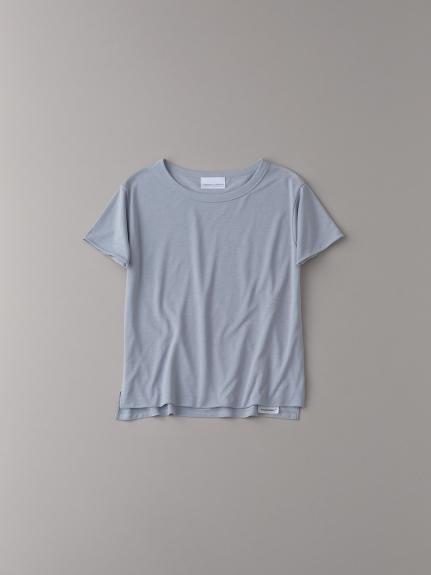 フロントダブルTシャツ【ウィメンズ】(LGRY-0)
