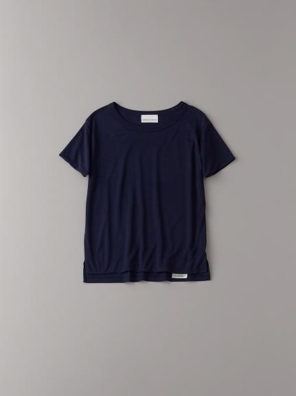 フロントダブルTシャツ【ウィメンズ】(DNVY-0)