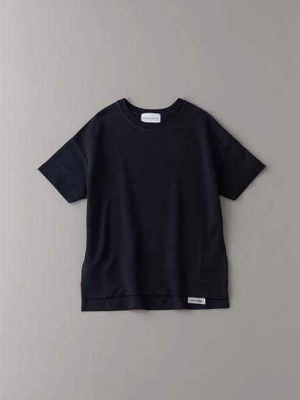 インレイクルースウェットTシャツ【ウィメンズ】(BLK-0)