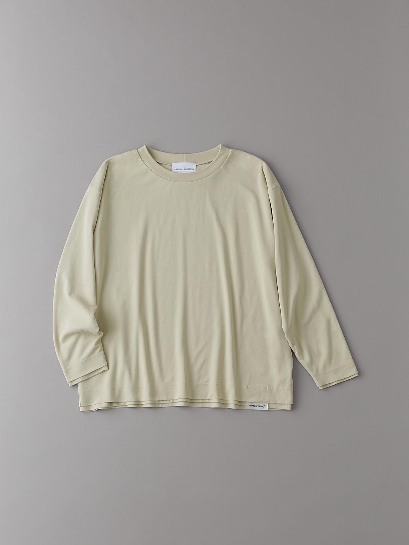 オールダブルロングスリーブTシャツ【ウィメンズ】(IVR-1)