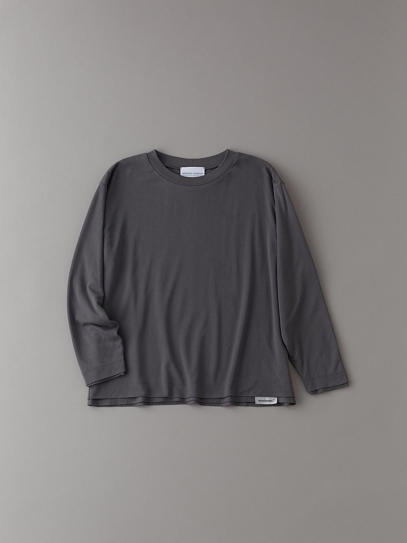 オールダブルロングスリーブTシャツ【ウィメンズ】(CGRY-1)