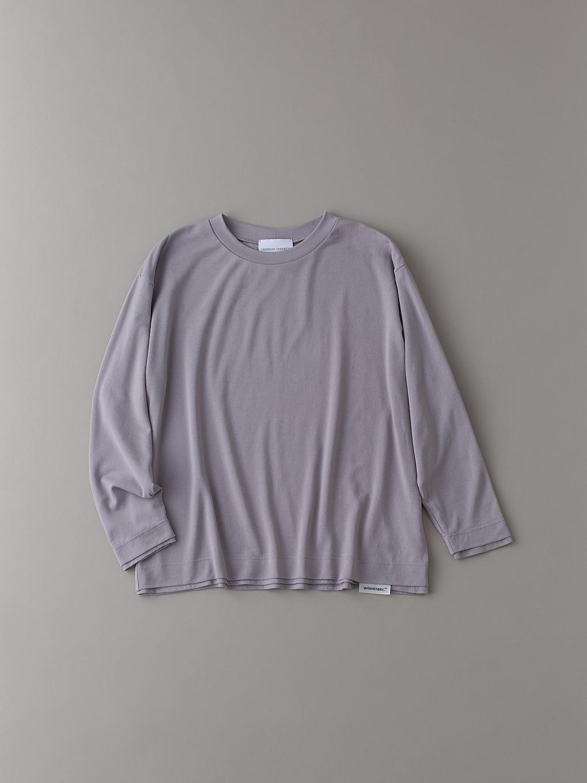 オールダブルロングスリーブTシャツ【ウィメンズ】(LILAC-1)
