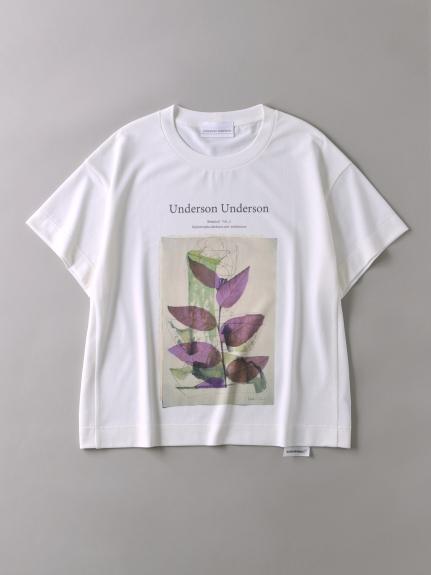 リラックスグラフィックTシャツ Vol.5【ウィメンズ】(WHT-1)