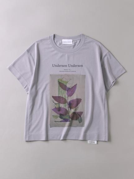 リラックスグラフィックTシャツ Vol.5【ウィメンズ】(LILAC-1)