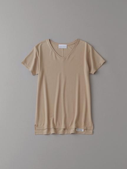 1/42ベーシックVネックTシャツ【ウィメンズ】(PBEG-0)