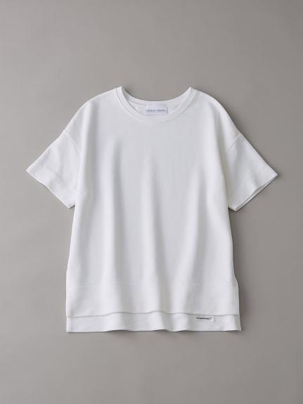 インレイクルースウェットTシャツ【ウィメンズ】(WHT-0)