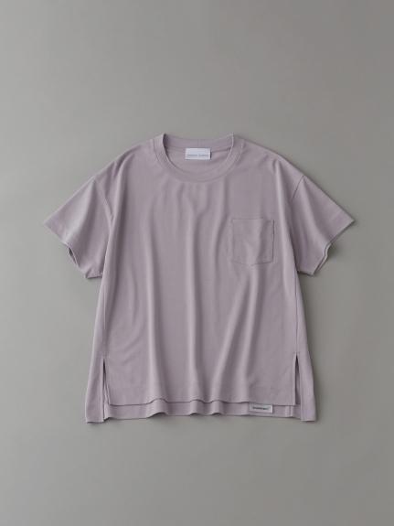 ポケットロゴTシャツ【ウィメンズ】(BEG-1)