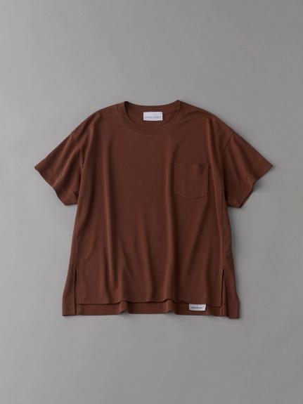 ポケットロゴTシャツ【ウィメンズ】(BRW-1)