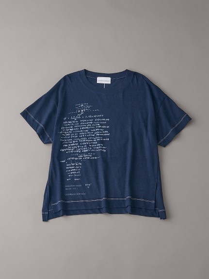 ORGグラフィックTシャツVol_1【ウィメンズ】(NVY-1)