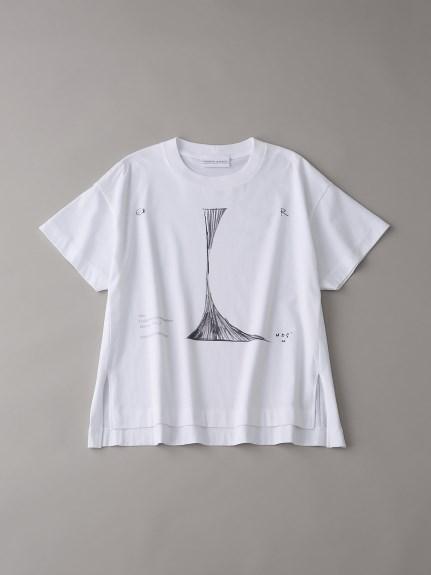 ORGグラフィックTシャツVol_2【ウィメンズ】(WHT-1)