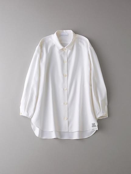 パジャマシャツ【ウィメンズ】(WHT-0)