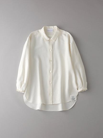 パジャマシャツ【ウィメンズ】(NATURAL-0)