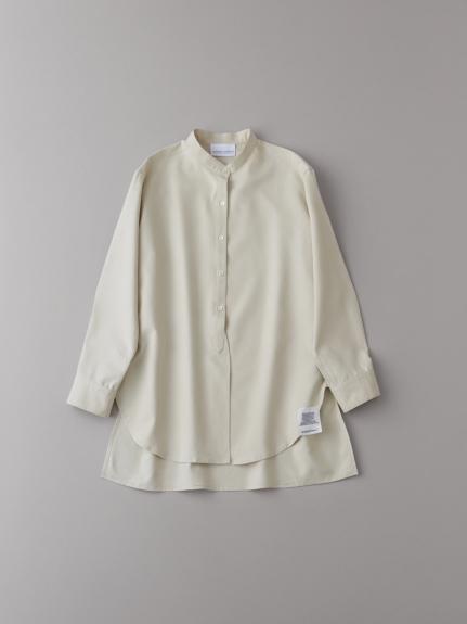 バンドカラーシャツ【ウィメンズ】(IVR-0)