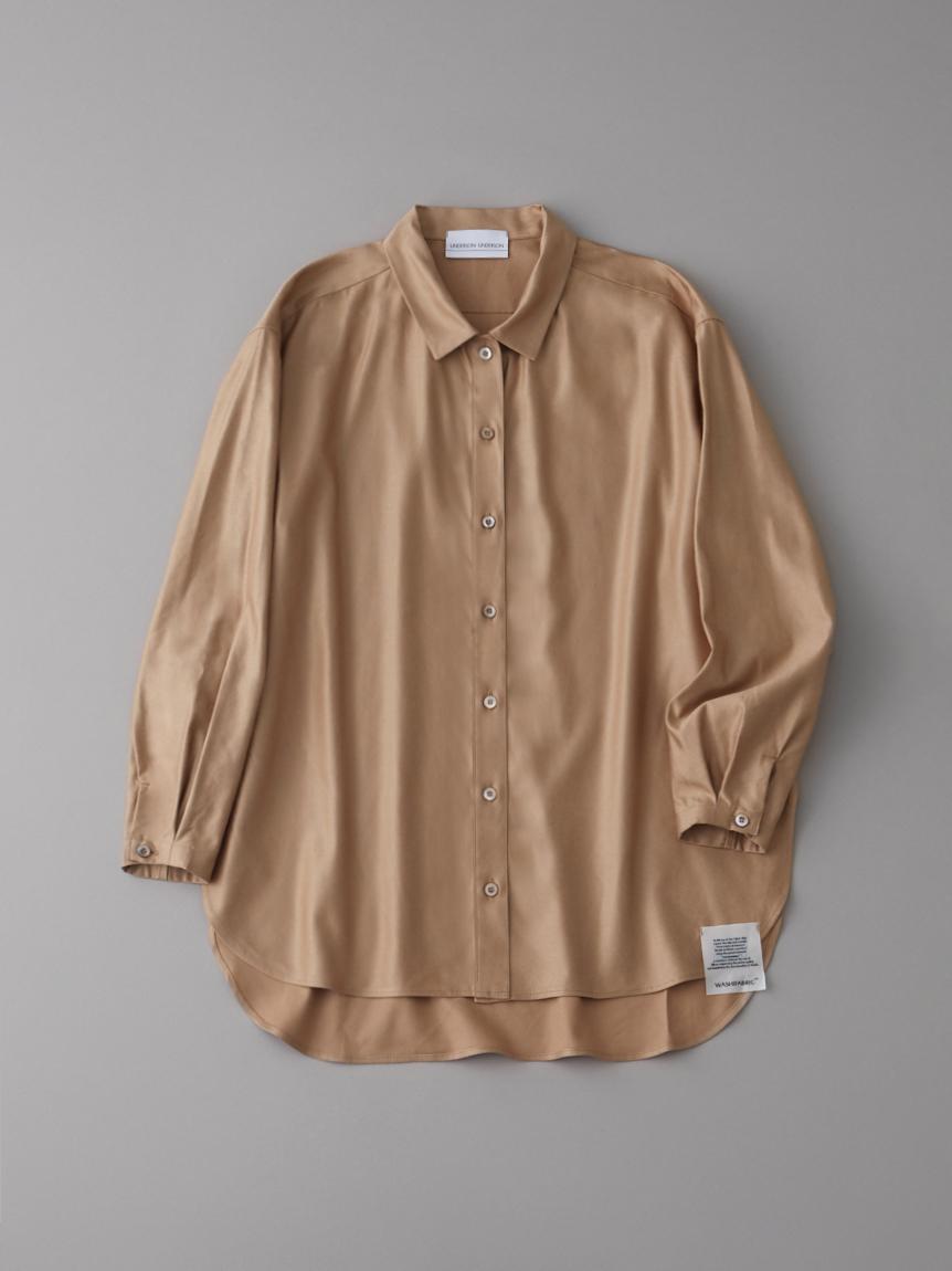 ウォームサテンシャツ【ウィメンズ】