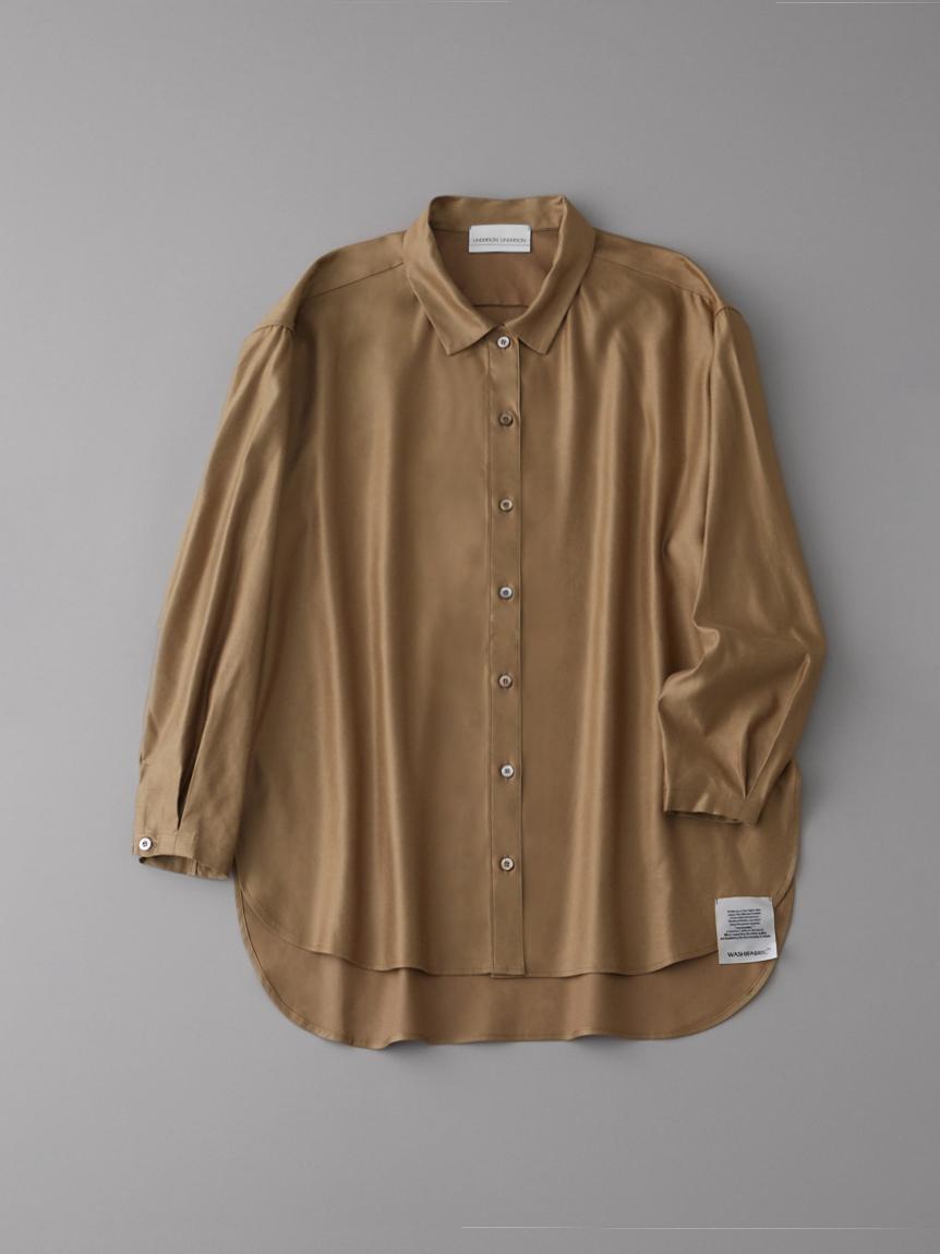 ウォームサテンシャツ【ウィメンズ】(CML-0)