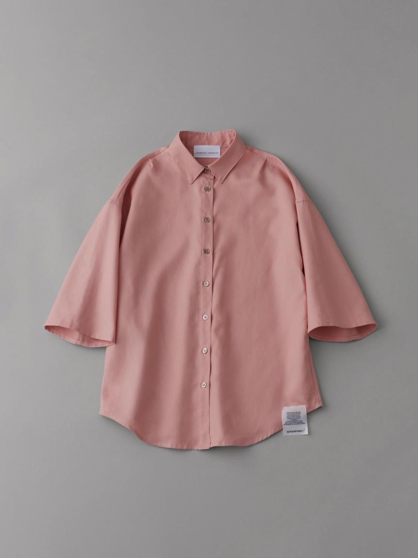 ダブルクロスショートスリーブシャツ【ウィメンズ】(CPNK-0)