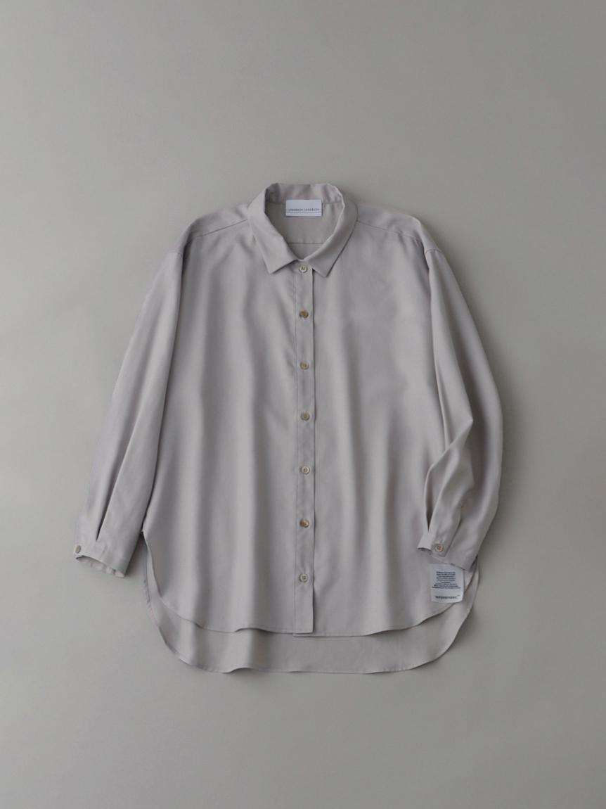 ダブルクロスシャツ【ウィメンズ】(BEG-0)