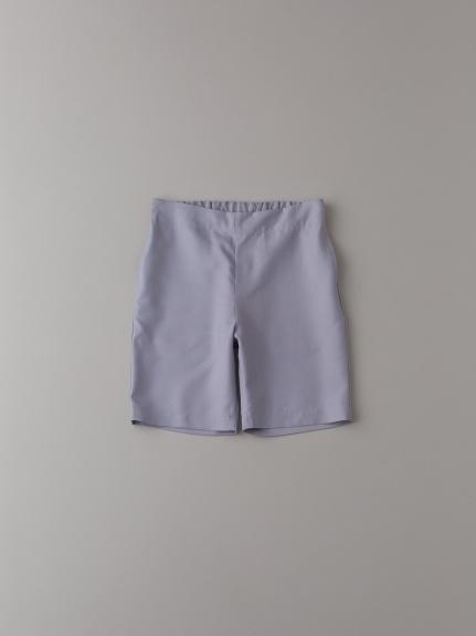 ダブルクロスワイドショートパンツ【ウィメンズ】(LILAC-0)
