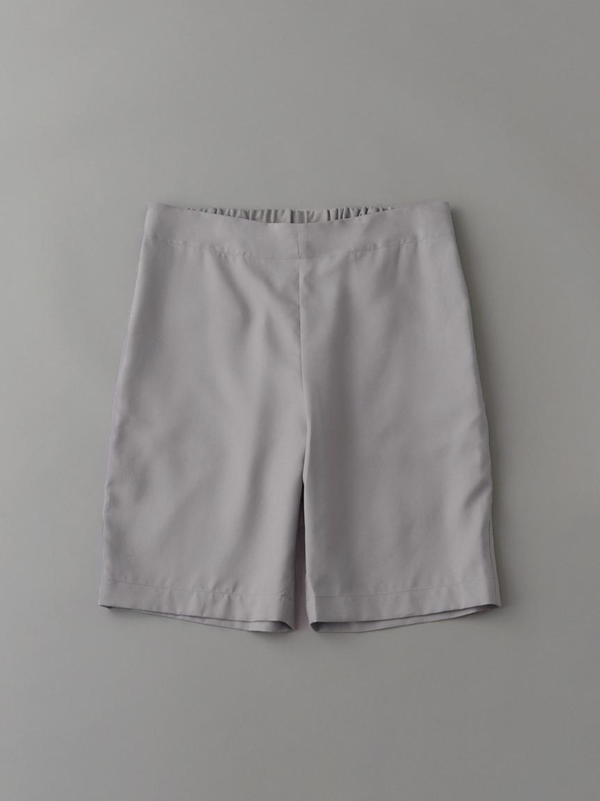 ダブルクロスワイドショートパンツ【ウィメンズ】(BEG-0)